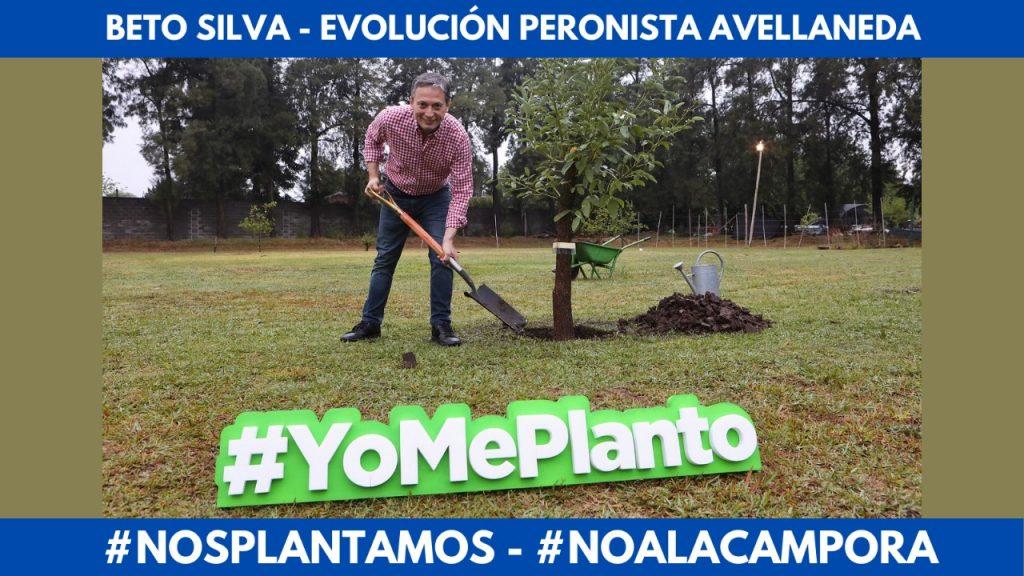 Fernando Gray #YoMePlanto Evolución Peronista Avellaneda