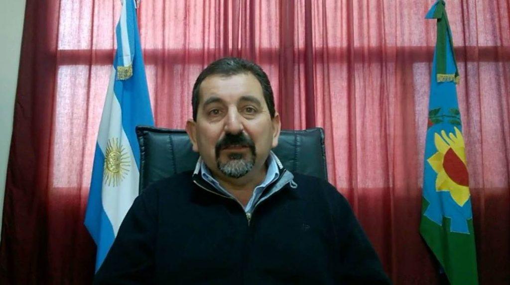 Hugo Reverdito,No queremos ser más la 'pata peronista' de nadie