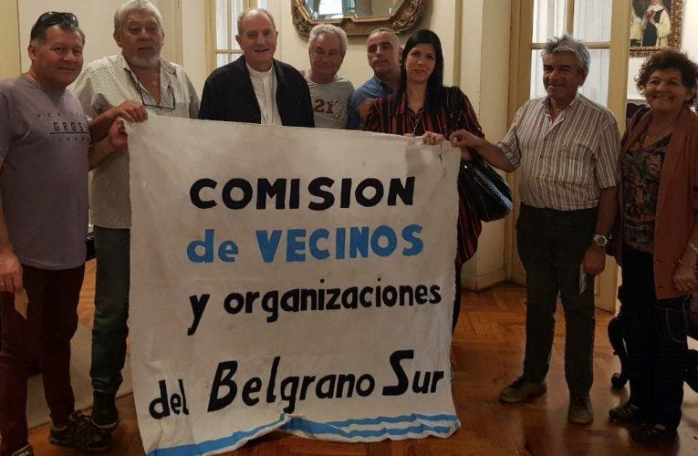 La lucha Por la vuelta del tren  Belgrano Sur-Alsina-Bonzi, Continua