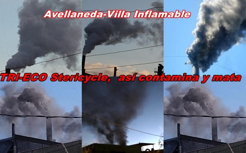 Beto Silva, TRI-ECO asi contamina asi nos matan