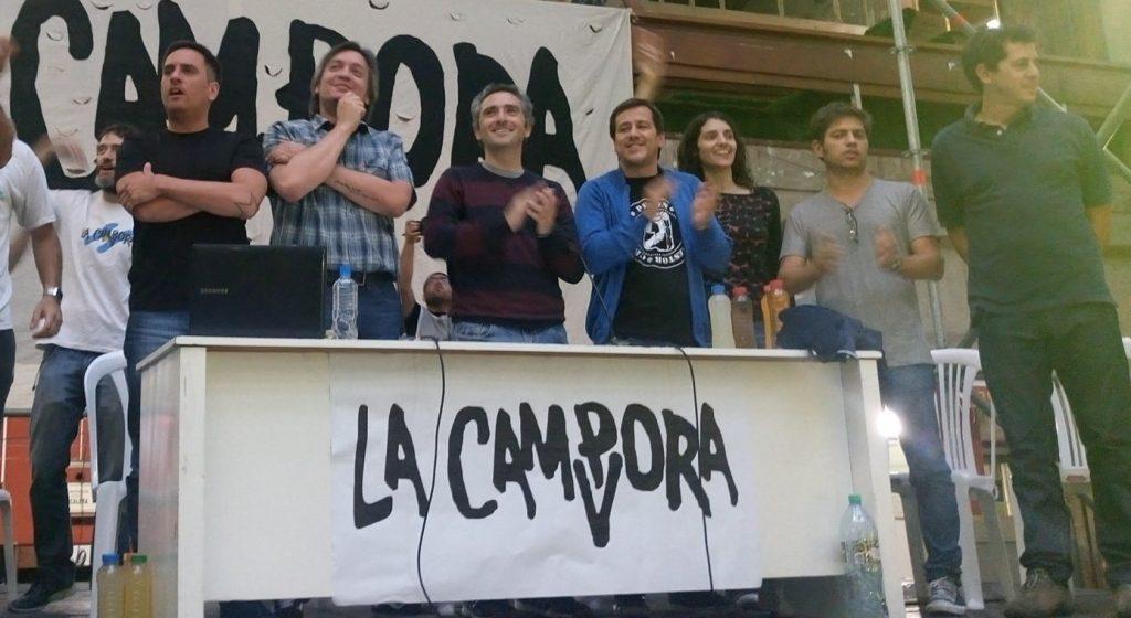 Máximo Kirchner duramente cuestionado desde Evolución Peronista. conducida por Jesús Cariglino.