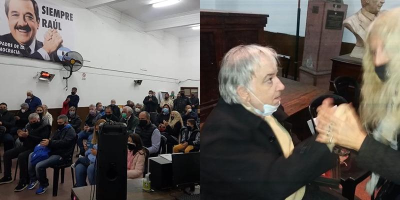 Juan José Vila reconocido por su trayectoria